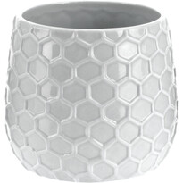Osłonka ceramiczna Honey, szary