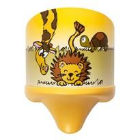Rabalux 4571 Leon dziecięca lampa ścienna, żółta