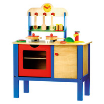 Bino Detská kuchynka s príslušenstvom