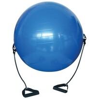 Gymnastická lopta s expandéry 650 mm