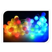 Vonkajšia svetelná reťaz, 80 LED