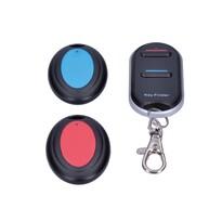 Solight 1D44 Bezdrôtový hľadač kľúčov Smart Key Finder, čierna