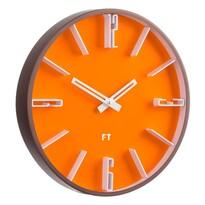 Ceas de perete Future Time FT6010OR Numbers, de design, diam. 30 cm