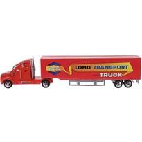 Nákladní auto Super truck červená, 43 cm