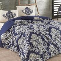 Lenjerie de pat Estella albastru
