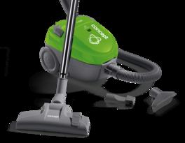 Concept VP-8031 odkurzacz workowy zielony 1200 W