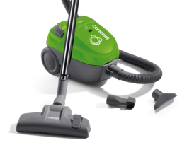 Concept VP-8031 Sáčkový vysavač zelený 1200 W