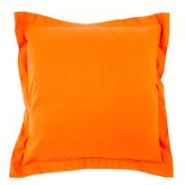 Obliečka na vankúšik Elle oranžová, 45 x 45 cm