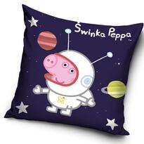Polštářek Peppa Pig George astronaut, 40 x 40 cm