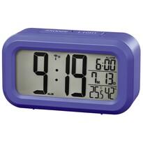 Hama RC 660 Digitální budík řízený rádiovým signálem, modrá