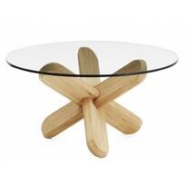 Stôl Ding 40 cm, drevený