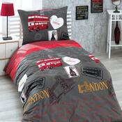 Bavlnené obliečky London Love