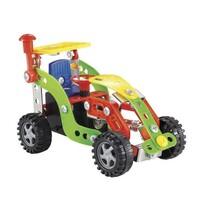 Set de construcţie pentru copii Tractor, 11 cm