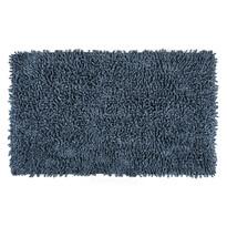 Koupelnová předložka Mia tmavě modrá, 45 x 75 cm