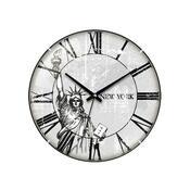 Nástěnné hodiny New York 31 cm
