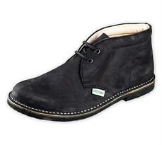 Pánská kotníčková obuv černá, vel. 44