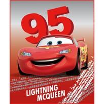 Detská deka Cars Fastest, 110 x 140 cm