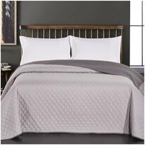 DecoKing Narzuta na łóżko Axel szary, 220 x 240 cm
