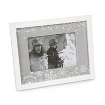 Fotorámček Love Winter sivá, 20 x 16 cm