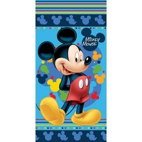 Osuška Mickey blue 2, 70 x 140 cm