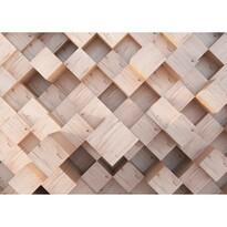 Fototapeta XXL 3D Woody 360 x 270 cm, 4 części
