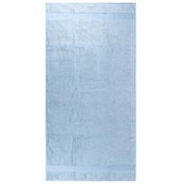 Ručník Olivia světle modrá, 50 x 90 cm