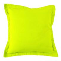 Povlak na polštářek Elle zelená, 45 x 45 cm