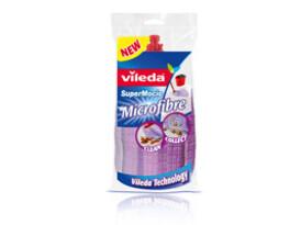 Rezervă mop Vileda SuperMocio din microfibră