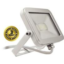 Solight ultra cieńki reflektor LED, 10W, 650lm, biały