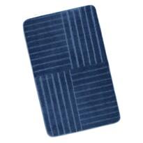Dywanik łazienkowy Standard niebieski, 60 x 100 cm