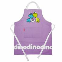 Tescoma Dino Detská kuchárska súprava, fialová
