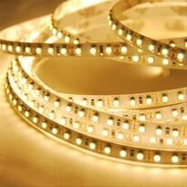 Solight Svetelný pás LED 5 m vnútorný teplá biela