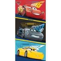 Osuška Cars 3, 70 x 140 cm