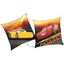 Vankúšik Cars McQueen Cruz, 40 x 40 cm