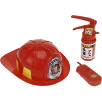 Detský hasičský set, 3 ks