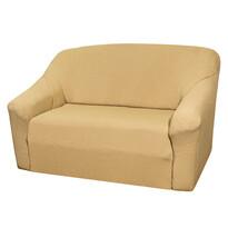 4Home Pokrowiec multielastyczny na sofę, beżowy