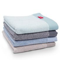 Ręcznik Melir szary, 50 x 90 cm