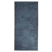 Ručník bambus Hanoi tmavě šedá, 50 x 100 cm
