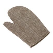 Mănuși de bucătărie UNI maro, 28 x 18 cm