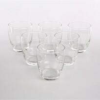 Sada pohárov na whisky Diamond, 330 ml, 6 ks