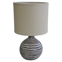 StarDeco Stolná lampa Light Tear, 30,5 cm