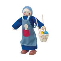 Bino Panenka do domečku babička