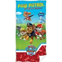 Ręcznik kąpielowy Psi patrol is on a roll!, 70 x 140 cm