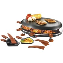 Unold 48775 Raclette gril pre 8 osôb, 1100 W