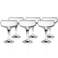 Pasabahce Komplet kieliszków do szampana Bistro 270 ml, 6 szt.