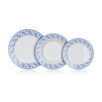 Banquet 18-częściowy zestaw jadalny Bluebell