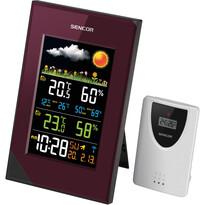 Staţie meteo Sencor SWS 280, cu display color LCDem
