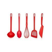 Banquet Komplet przyborów kuchennych Culinaria Red