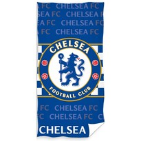 Osuška Chelsea FC Check, 70 x 140 cm