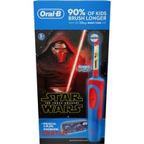 Oral-B Vitality Kids StarWars Elektryczna   szczoteczka do zębów + piórnik